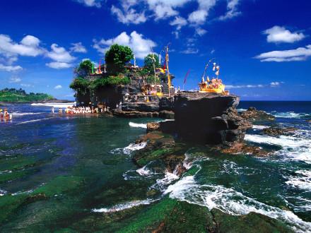 Bali- Tanah Lot